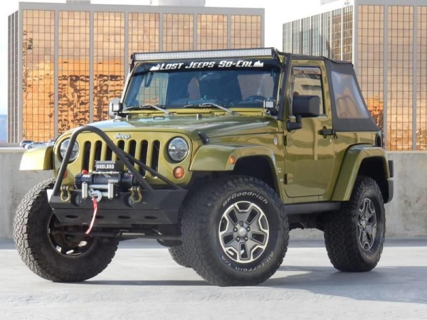 2008 Jeep Wrangler in Glendale, CO