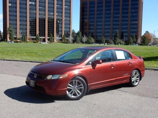 2008 Honda Civic in Glendale, CO
