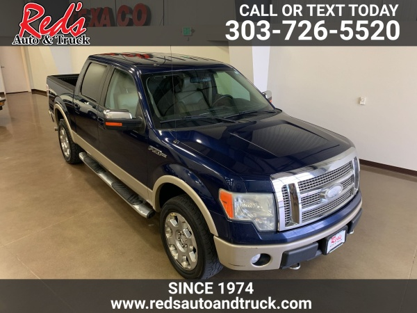 2009 Ford F-150 in Longmont, CO