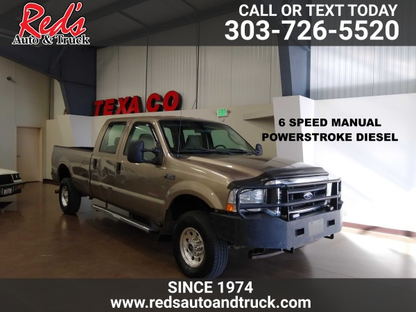 2004 Ford Super Duty F-350 in Longmont, CO