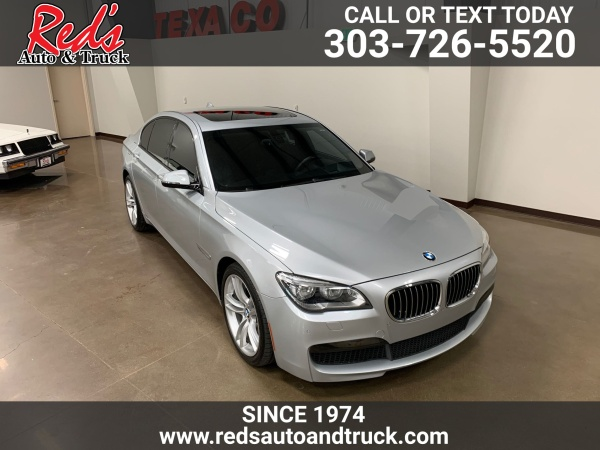2014 BMW 7 Series in Longmont, CO