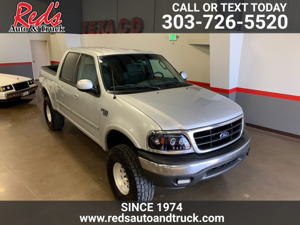 2002 Ford F-150 in Longmont, CO
