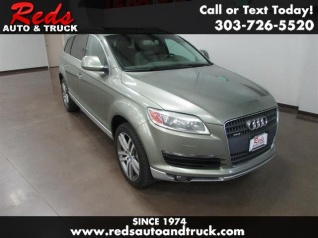 2007 Audi Q7 4 2l Quattro For In Longmont Co