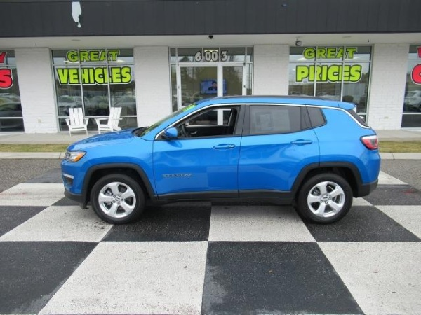 2019 Jeep Compass in Wilmington, NC