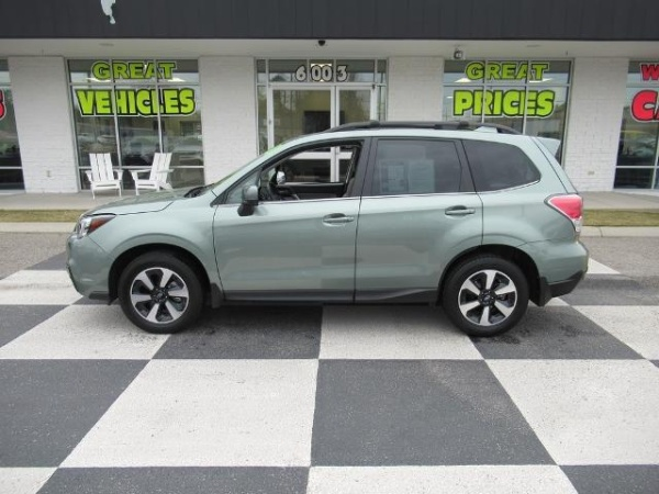 2018 Subaru Forester in Wilmington, NC