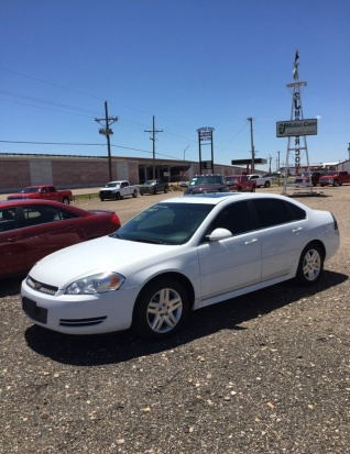 Used 2014 Chevrolet Impala For Sale In Amarillo, TX