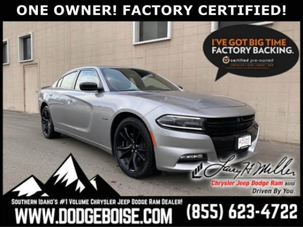 2018 Dodge Charger in Boise, ID