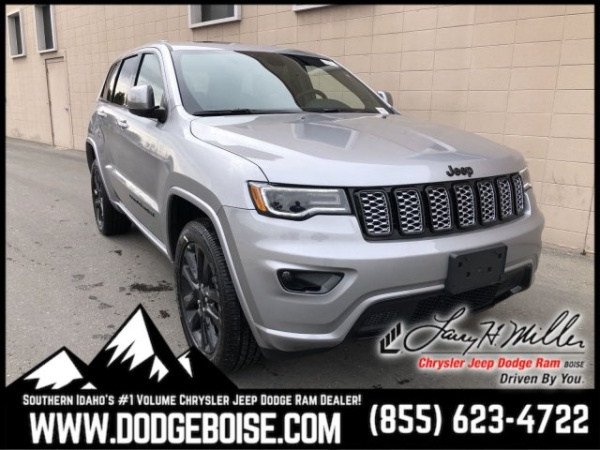 2020 Jeep Grand Cherokee in Boise, ID