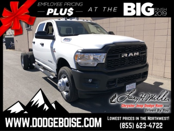 2019 Ram 3500 Chassis Cab in Boise, ID