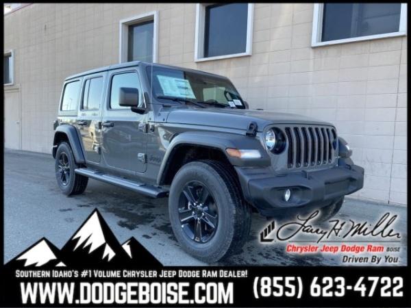 2020 Jeep Wrangler in Boise, ID