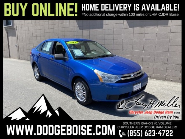 2011 Ford Focus in Boise, ID