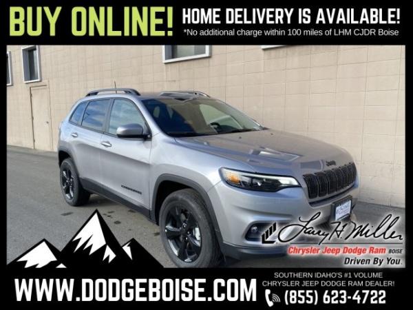2020 Jeep Cherokee in Boise, ID
