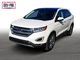 Used  Ford Edge Titanium Awd For Sale In Reno Nv