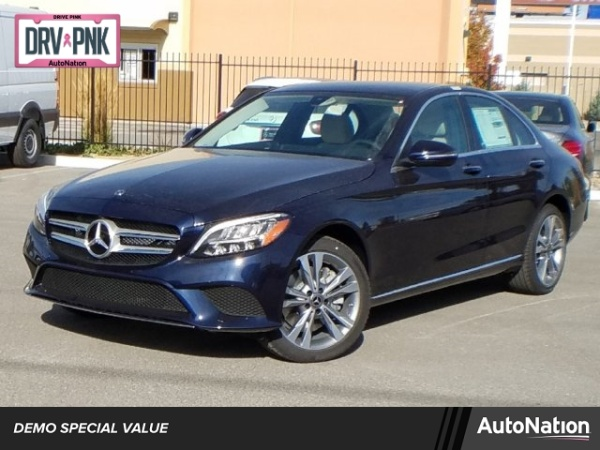 2019 Mercedes-Benz C-Class C 300 Sedan 4MATIC For Sale in Reno, NV