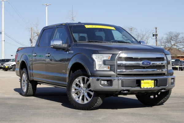 2015 Ford F-150 in Temple, TX