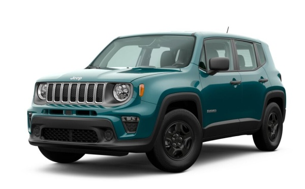 2020 Jeep Renegade in Temple, TX
