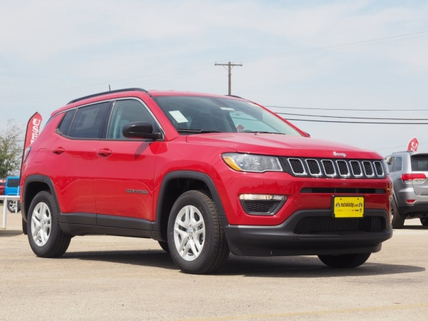 2019 Jeep Compass in Temple, TX