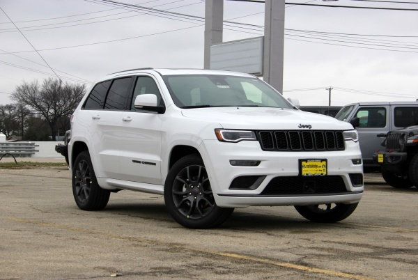 2020 Jeep Grand Cherokee in Temple, TX