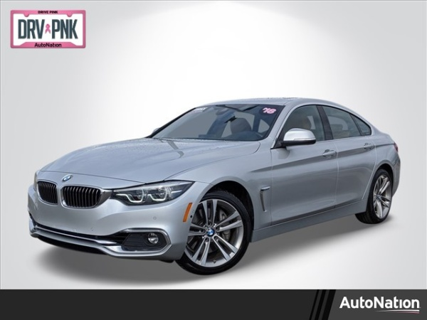 2018 BMW 4 Series 440i xDrive Gran Coupe