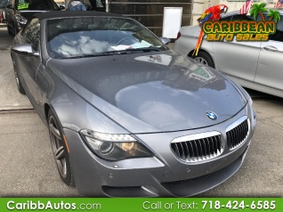 2008 Bmw M6 Convertible For In Elmhurst Ny