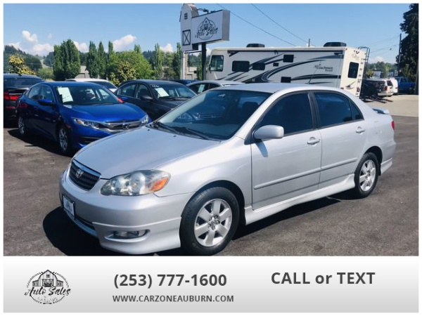 2005 Toyota Corolla Reviews, Ratings, Prices - Consumer Reports