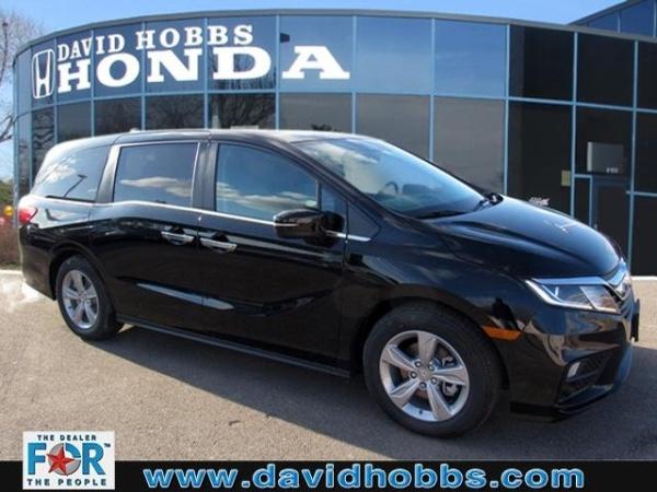 2020 Honda Odyssey in Glendale, WI
