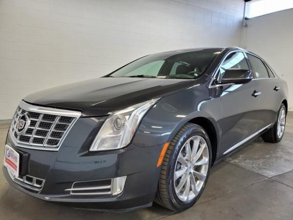 2013 Cadillac XTS Reliability - Consumer Reports