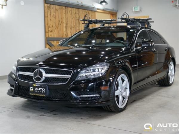 2012 Mercedes-Benz CLS in Lynnwood, WA