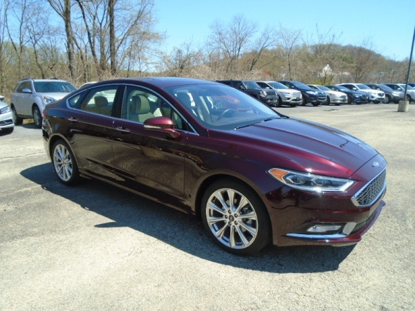 2017 Ford Fusion in Greensburg, PA