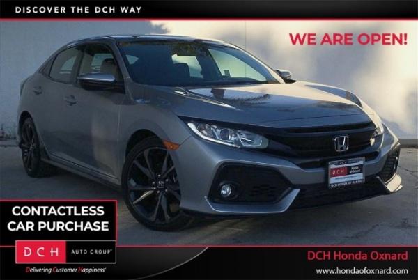 2018 Honda Civic in Oxnard, CA
