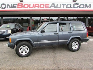 used 2001 jeep cherokee for sale | 10 used 2001 cherokee listings