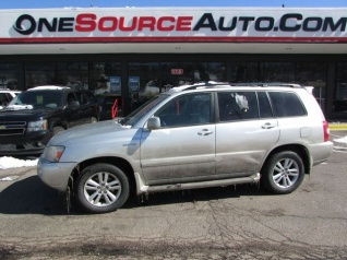 2006 Toyota Highlander Hybrid Limited 4wd For In Colorado Springs Co