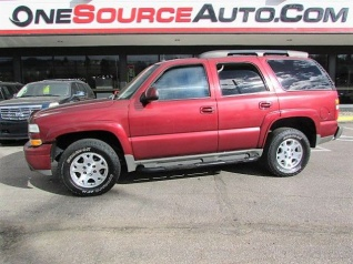 Used Chevrolet Tahoe For Sale In Colorado Springs Co 203 Used