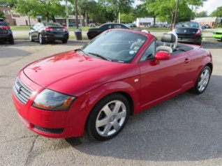 Used Audi TT Convertibles for Sale | TrueCar