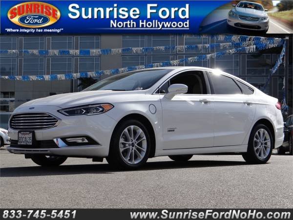 2018 Ford Fusion in North Hollywood, CA
