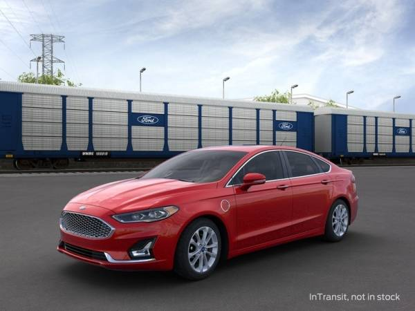 2020 Ford Fusion in North Hollywood, CA