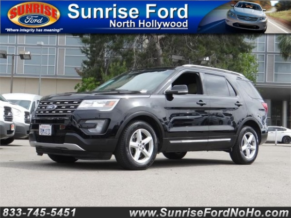 2016 Ford Explorer in North Hollywood, CA