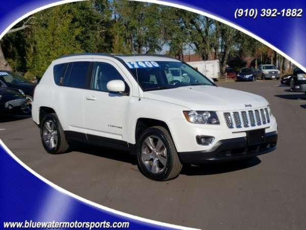 2016 Jeep Compass in Wilmington, NC
