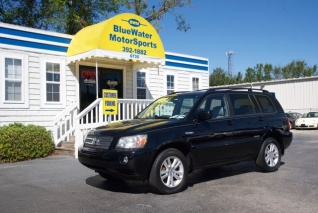 Used 2006 Toyota Highlander Hybrid Limited 4WD For Sale In Wilmington, NC