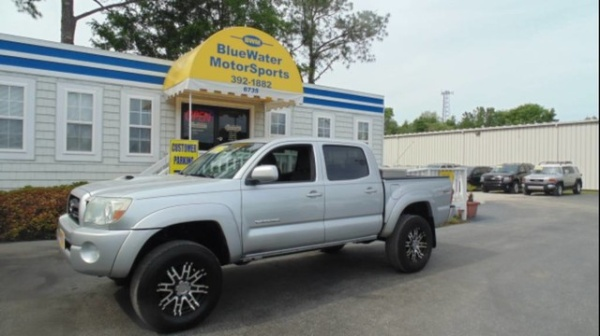 used toyota tacoma for sale in wilmington nc u s news world report. Black Bedroom Furniture Sets. Home Design Ideas