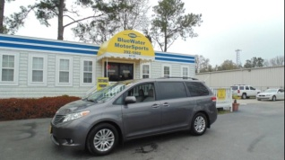 Used 2011 Toyota Sienna XLE 8 Passenger V6 FWD For Sale In Wilmington, NC