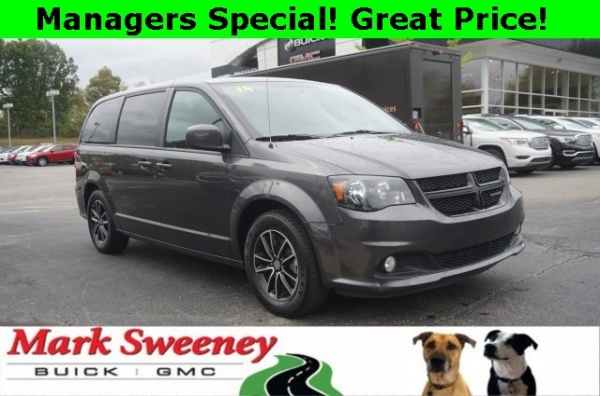 2018 Dodge Grand Caravan in Cincinnati, OH