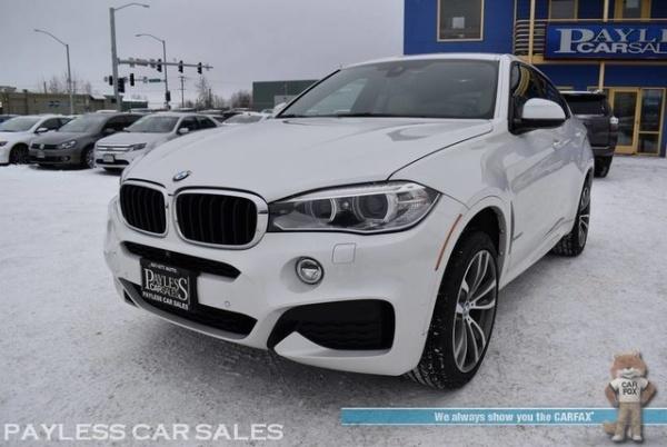 2015 BMW X6 in Anchorage, AK