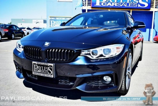 2016 BMW 4 Series in Anchorage, AK