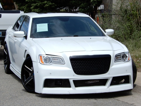 2014 Chrysler 300 SRT8