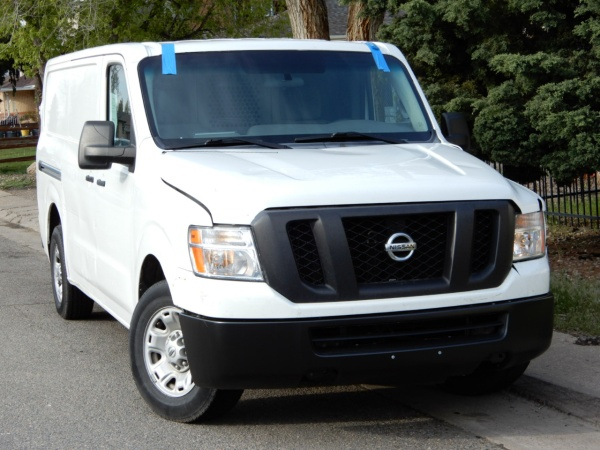 2015 Nissan NV NV2500 HD S