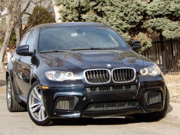 2013 BMW X6 M Base