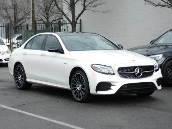 2019 Mercedes-Benz E AMG E 53