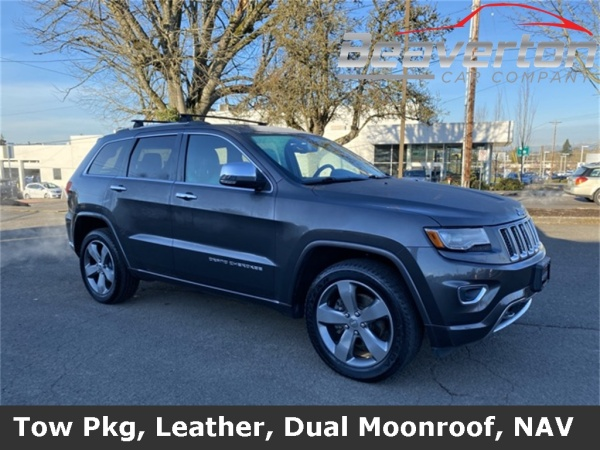 2014 Jeep Grand Cherokee in Beaverton, OR