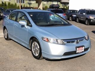 Used 2008 Honda Civic Hybrid With Navigation Sedan For Sale In Beaverton, OR